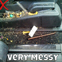 Very Messy